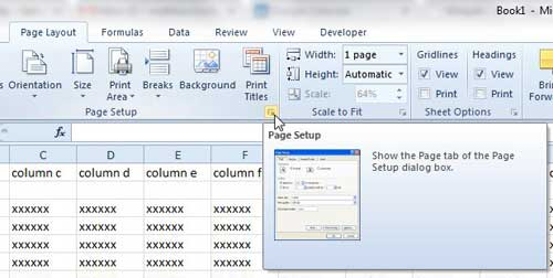 Worksheets Print Worksheets On One Page print worksheets on one page sharebrowse excel 2013 worksheets